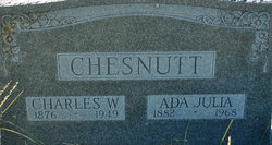 Charles William Chesnutt