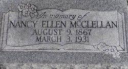 Nancy Ellen <i>Crawford</i> Atteberry