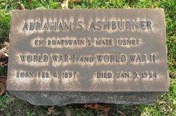 Chief Abraham Ashburner