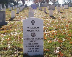 William McBryar