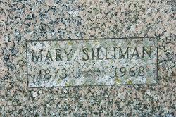 Mary A. <i>Silliman</i> Backensto