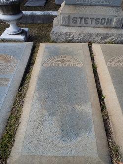Eugenia Sophia <i>Pate</i> Stetson