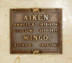 Grace <i>Wingo</i> Aiken