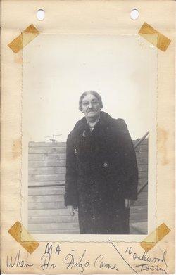 Elizabeth Helen <i>Riley</i> FitzGerald