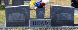 Rev Leon Head, Sr