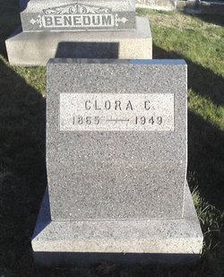 Clora Benedum