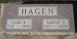 Adene Viola <i>Tweed</i> Hagen