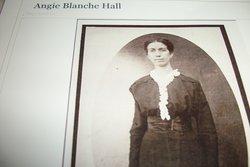 Blanche <i>Hall</i> Adkisson