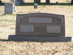 Nettie K. <i>Borden</i> Stephens