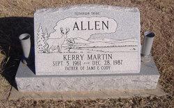 Kerry Martin Allen