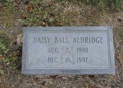 Daisy <i>Ball</i> Aldridge