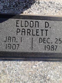 Eldon W Parlett