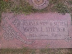 Wanda Lee <i>Anderson</i> Stiltner