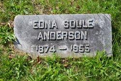 Edna <i>Soule</i> Anderson