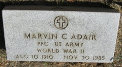Marvin C. Adair