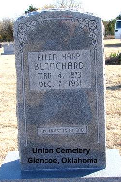 Ellen Harp Blanchard