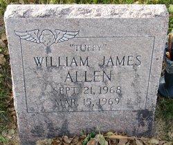 William James Tuffy Allen