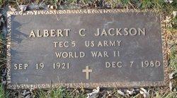Albert Curtis Albert Jackson, Jr