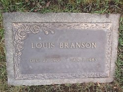 Louis Frenchie Branson