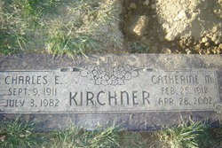 Catherine Mary <i>Rance</i> Kirchner