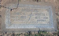 Lucretia E. <i>Harris</i> Andrews