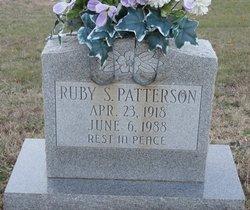 Ruby Gordon <i>Suthard</i> Patterson