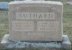 Inez Lee <i>Randall</i> Suthard