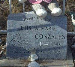 Latisha Marie Gonzales