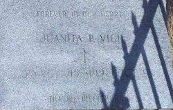 Juanita P. Vigil