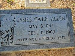 James Owen Allen
