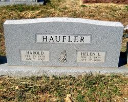 Helen Louise <i>Volz</i> Haufler