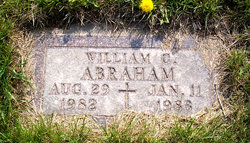 William Christopher Abraham
