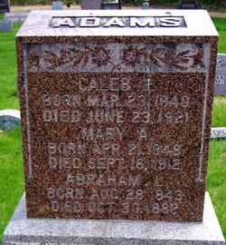 Abraham L. Adams