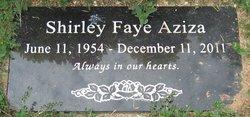 Shirley Faye <i>Hamilton</i> Aziza