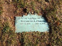 Elizabeth Ann <i>Murphy</i> Osmun