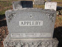 Mary E. <i>Eichelberger</i> Appleby