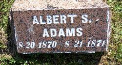 Albert S Adams