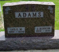 Inez M. <i>Antl</i> Adams