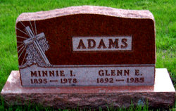 Minnie Irene <i>Hammond</i> Adams