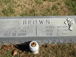 Floyd Wilson Brown