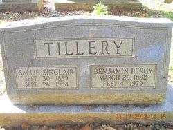 Sallie Phillips <i>Sinclair</i> Tillery