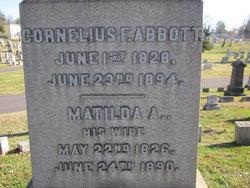 Matilda A. Abbott