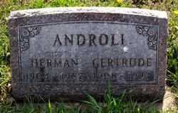 Herman Lewis Mike Androli
