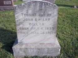 Thomas H Dillon