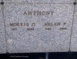 LCDR Morris Duane M.D. Anthony