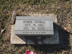 Homer Thomas
