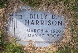 Billy D Harrison