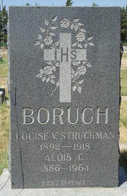 Louise V <i>Struckman</i> Boruch