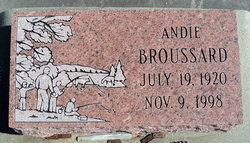 Andie Broussard