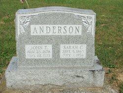 Sarah C Anderson